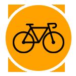 Icone de bicicleta