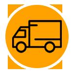 Icone de caminhão