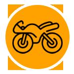 Icone de moto