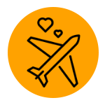 Icone de Viagem
